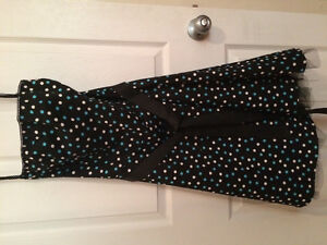 Lady's size 12 Strapless dress