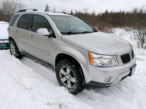 2008 Pontiac Torrent Podium Edition