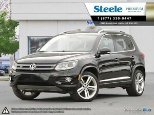2014 Volkswagen TIGUAN Highline R-Line Package