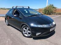 Honda Civic 1.8i-VTEC ( 17in Alloys ) ES