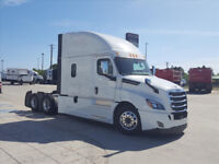 US/CAN Class 1 truck driver, Excellent miles. Reset home.