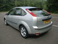 2006 Ford Focus Zetec Climate Hatchback Petrol Manual