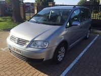 2006 Volkswagen Touran 1.6 s manual 7 seater! Read add before calling me & asking questions!!
