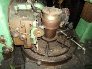 Tour Milling engrenage gear hobber usinage
