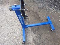 Draper engine stand