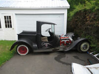 1918 Ford C Cab Rat Rod !!  $2900 or trades