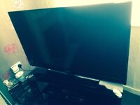 46' Samsung tv spares or repairs will not turn on now