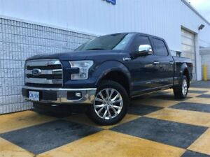 2015 Ford F-150 LariatCPO DEC 5/17 613522