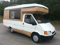 Ford Transit talisman 4 berth camper