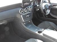 Mercedes-Benz A Class A220 CDI BLUEEFFICIENCY AMG SPORT (black) 2014-03-31