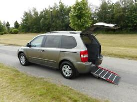 2012 Kia Sedona 2, 2.2 Crdi WHEELCHAIR ACCESSIBLE ADAPTED DISABLED VEHICLE WAV