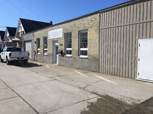 3400 Sq Ft Industrial M2 with 790 Sq Ft bsmt and 3600 Sq Ft yard