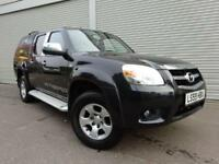 2009 59 MAZDA BT-50 3.0 4X4 DOUBLE CAB INTREPID 1D AUTO 154 BHP DIESEL