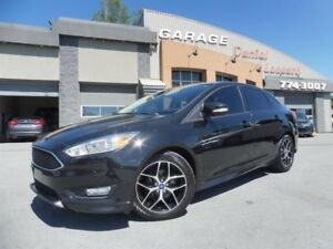 Ford Focus SE SPORT, CAM RECUL, TAP SHIFT, A/C, MAGS 17P 2015