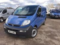 Vauxhall Vivaro 1.9DTi 2700 SWB, VGC,New Cambelt and major service, Choice of 6