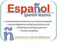 Group Spanish Lessons