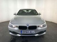 2014 64 BMW 316D ES DIESEL SALOON 1 OWNER BMW SERVICE HISTORY FINANCE PX WELCOME