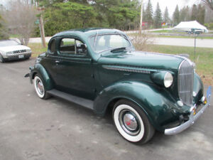 1938 Plymouth Coupe Deluxe