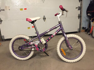 """DCO Galaxy girl's bicycle with 16"""" wheels"""