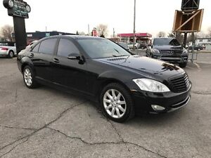 Mercedes-Benz S-Class 4MATIC-CUIR-TOIT-IMPECABLE 2007