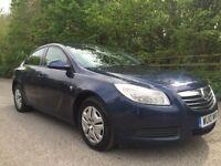 Vauxhall insignia 1 lady owner 1 year mot