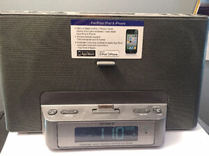 Sony Speakers for Iphone4 or Ipad