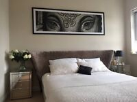 LUXURIOUS DBL ROOM + ENSUITE + PRIVATE PARKING FOR SHORT TERM LET. ALL BILLS INCLUDED!!!
