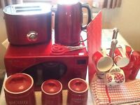 Kettle Toaster Microwave & matching items