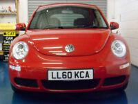 Volkswagen Beetle 1.6 2010MY Luna Only 55K!