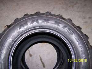 ATV TIRES MAXXIS BRAND NEW