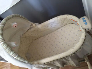 Baby bassinet - barely used