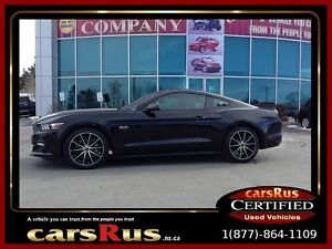 2017 Ford Mustang GT FastBack 5.0 V8. Only 700 KMS!!