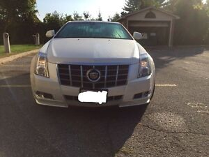 2012 Cadillac CTS coupe 3.6 Rwd