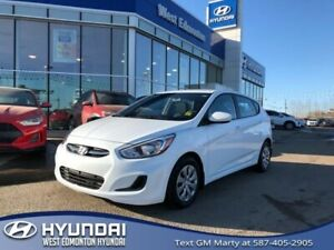 2017 Hyundai Accent GL   -ACCENT GL-HATCHBACK-A/C-LOW KMS-LOW PA