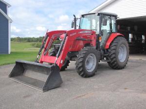 2013 Massey Ferguson Tractor for sale