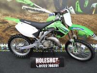 Kawasaki KX 125 Motocross Bike Just had rebuild by our us Lots Pro Circuit