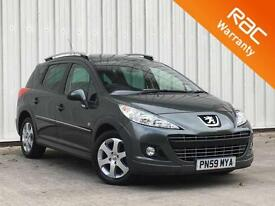 Peugeot 207 SW 1.6 VTi 120 ( 09 ) Outdoor Finance Available