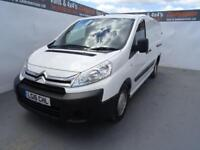 2016 16 CITROEN DISPATCH 2.0 1200 L2H1 ENTERPRISE HDI 1D 126 BHP DIESEL