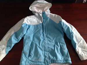 WOMENS Colombia sport winter jacket