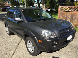 2006 Hyundai Tuscon GL - LOW KMs, EXTREMELY WELL MAINTAINED