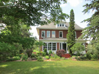 Character Heritage Home with Pool on Guelph Line