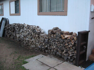 Firewood split and dry mixed, Birch, Maple and Popular