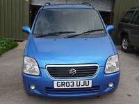 Suzuki Wagon R+ S Limited - MOT OCT 2017