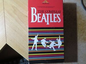 THE COMPLEAT BEATLES, DOCUMENTARY ON VHS Kitchener / Waterloo Kitchener Area image 1