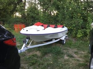 sea doo challenger. full rebuild 10 hours only,new upolstry.