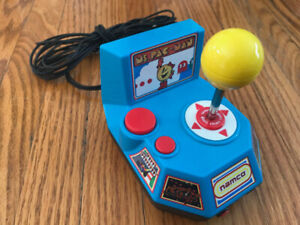MS. PAC-MAN NAMCO PLUG & PLAY TV GAMES (5 IN 1) - MINT! $50 OBO