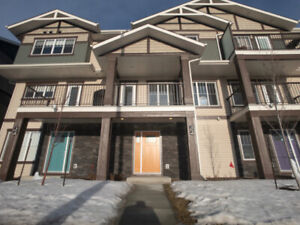 No Condo Fees for 1Year! 3BR Brand New Townhome in Spruce Grove