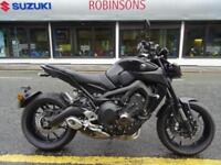 2018 18 Yamaha MT09 256 miles lots of extras