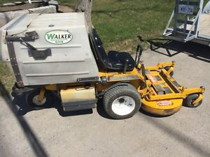 "Walker Mower 42"" deck with all options for sale"