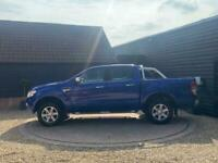 2013 Ford Ranger 2.2 TDCi Limited 2 Double Cab Pickup 4x4 4dr (EU5) Pickup Diese